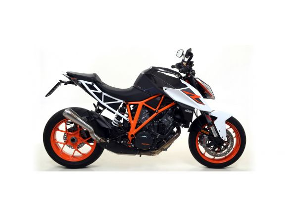 TERMINALE RACE TECH ARROW ALLUMINIO DARK KTM 1290 SUPERDUKE 2017-2018