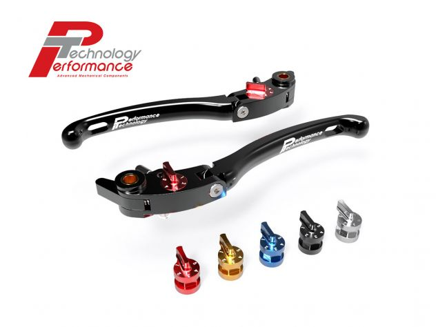 PAIR CLUTCH / BRAKE LEVERS PT  ECO GP...
