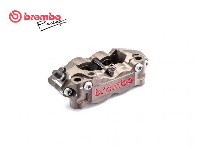 RADIAL RIGHT FRONT BRAKE CALIPER BREMBO RACING MONOBLOCK 108MM P4 32/36