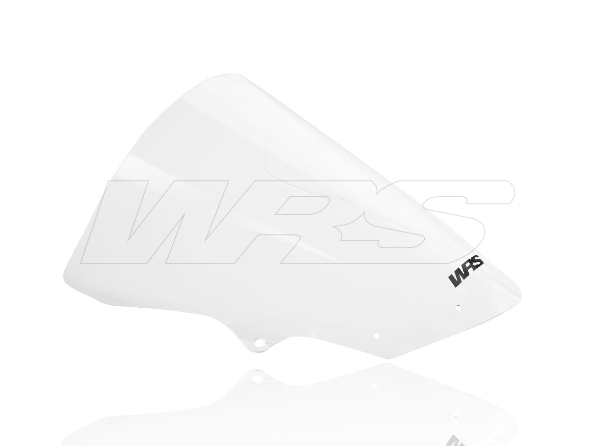 RACE HIGH WINDSCREEN WRS TRASPARENT KAWASAKI ZX-6 R 636 2013-2018