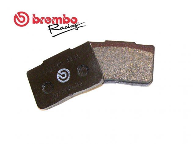 07934020 BREMBO REAR BRAKE PAD FOR...