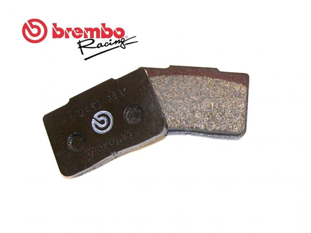 07934090 BREMBO REAR BRAKE PAD FOR...