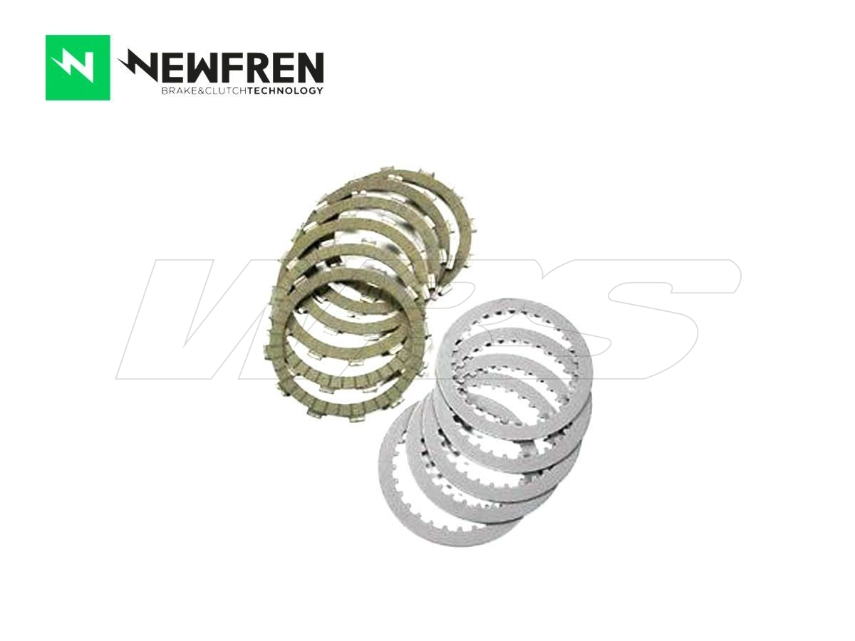 NEWFREN COMPLETE CLUTCH PLATES SET DUCATI 996 / 998 / R / S
