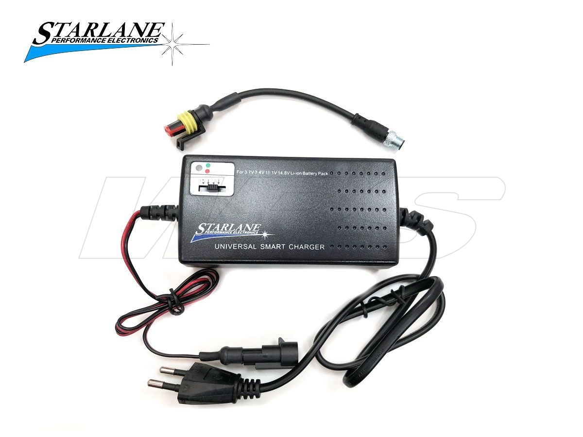STARLANE LI-ION MULTIVOLTATION BATTERY CHARGER
