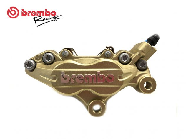 RIGHT BRAKE CALIPER BREMBO GOLD SERIES 65MM P4 30/34