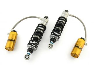 PAIR OHLINS SHOCKS S36HR1C1L HARLEY DAVIDSON ROAD KING 1998-2013