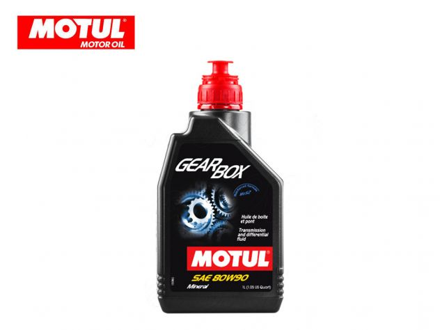 ENGINE OIL MOTUL SAE 80W90 1LT...