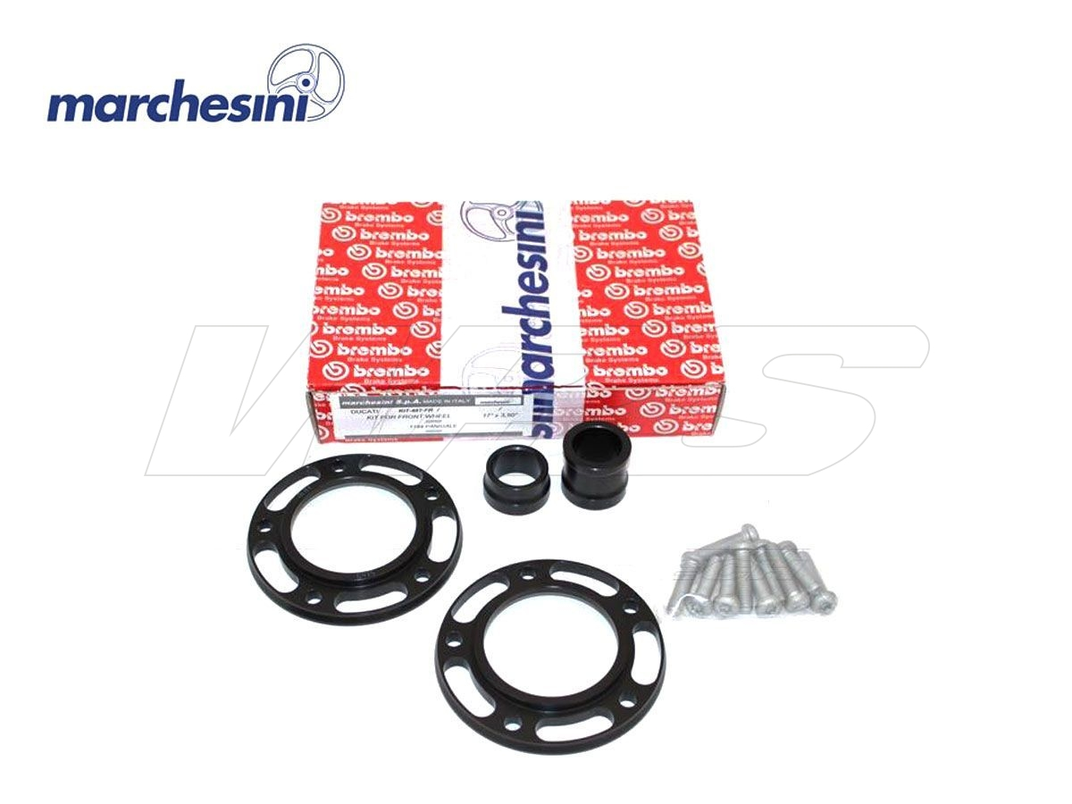 MARCHESINI ADAPTER FLANGES KIT DUCATI 899 1199 1299 PANIGALE