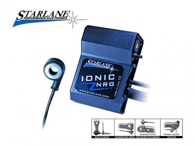 STARLANE IONIC QUICK SHIFTER KIT APRILIA DORSODURO SMV 1200 ABS 2013-2015