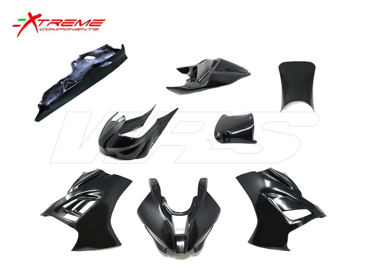 KIT COMPLETO CARENE EXTREME COMPONENTS EPOTEX BMW S 1000 RR 2019