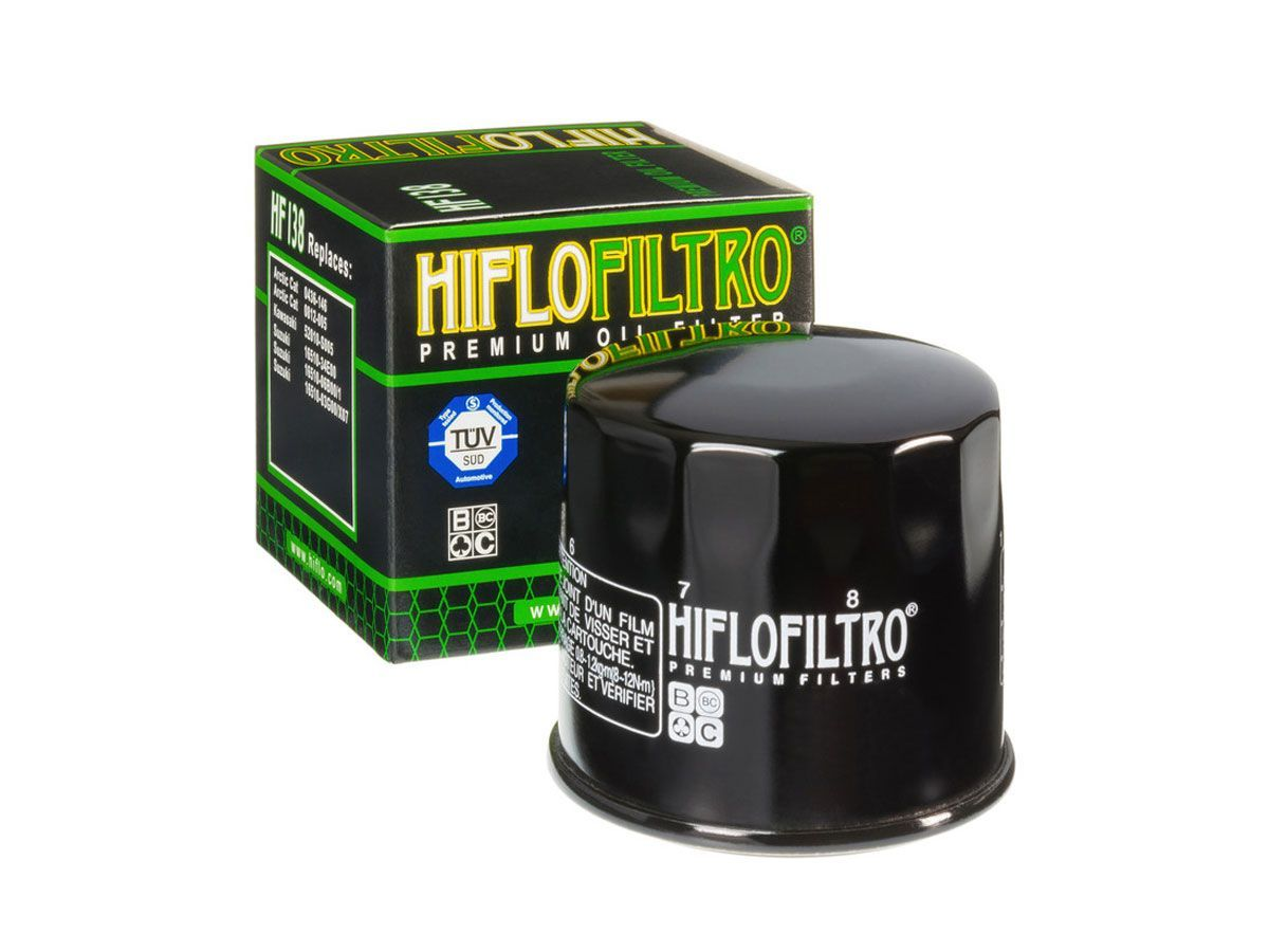 HIFLOFILTRO ENGINE OIL FILTER PIAGGIO 125 VESPA LX FL 09-10