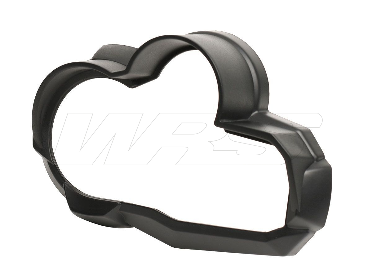 FRAME TO REDUCE SOLAR REFLECTION ON INSTRUMENT PANEL BMW R1200 GS LC/ADV 2013-18