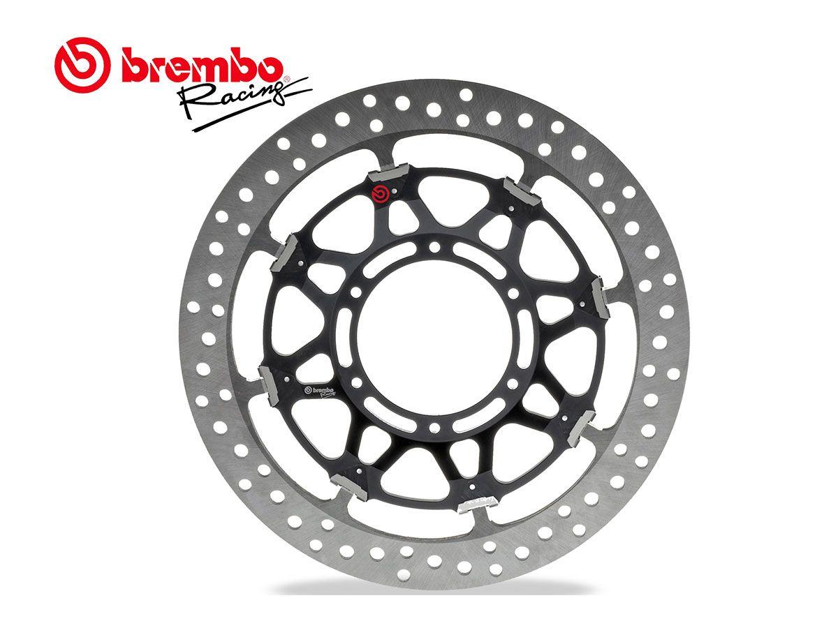 BREMBO FRONT BRAKE DISC T-DRIVE PISTABASSA DUCATI PANIGALE V4 / S / R