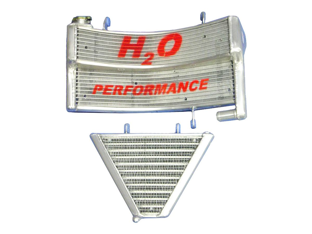 H2O PERFORMANCE OVERSIZED WATER + OIL RADIATOR DUCATI MONSTER S4