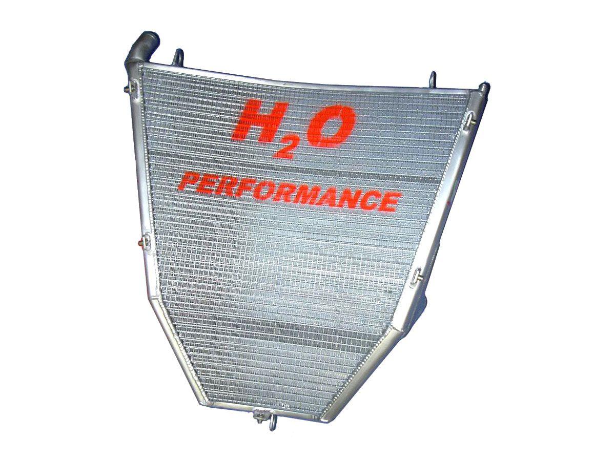 H2O PERFORMANCE OVERSIZED WATER RADIATOR HONDA CBR 1000 RR 2004-2005