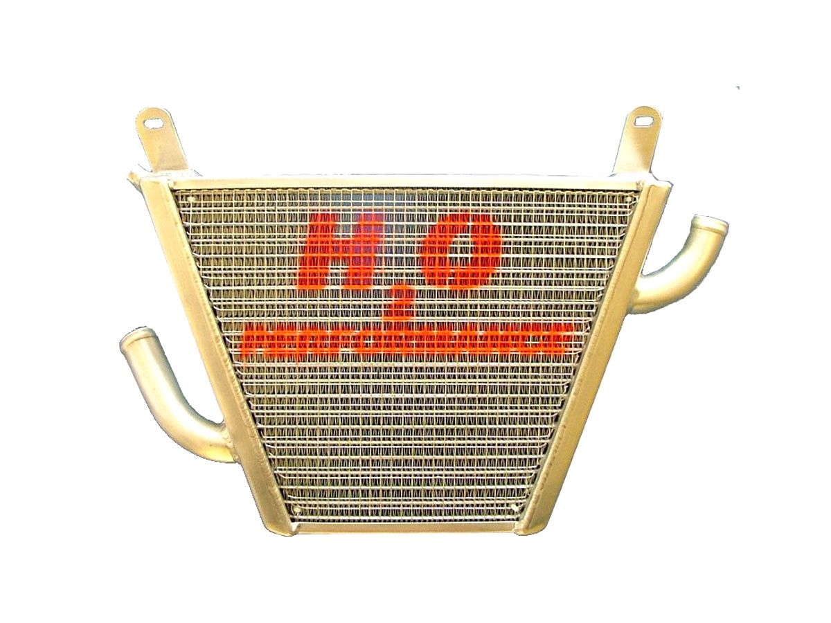 H2O PERFORMANCE ADDITIONAL WATER RADIATOR HONDA HORNET