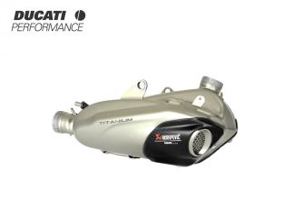APPROVED SILENCER AKRAPOVIC...