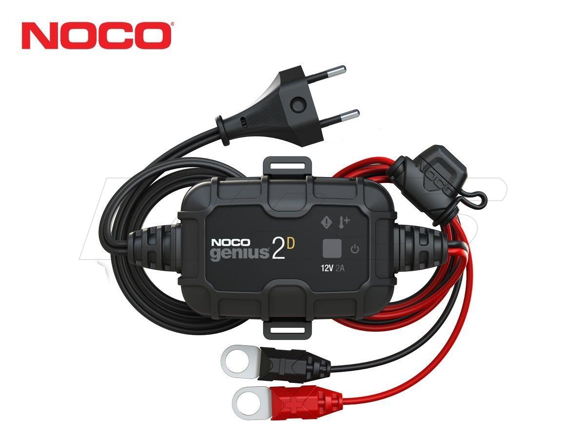 NOCO GENIUS 2D BATTERY CHARGER 12V 80AH