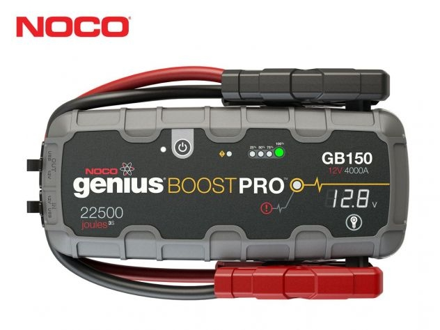 NOCO BATTERY JUMP STARTERS 12V 3000A