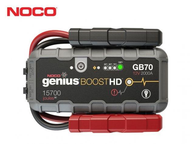 NOCO HD BATTERY JUMP STARTERS GB70...