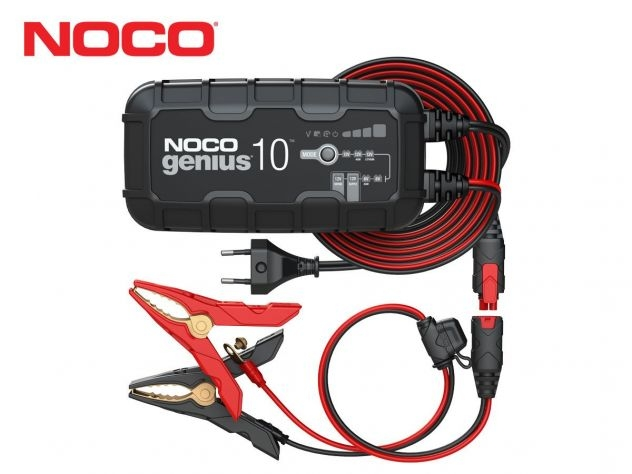 NOCO GENIUS 10 BATTERY CHARGER +...