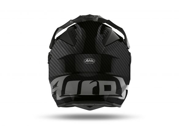 AIROH HELM COMMANDER CARBON GLOSS