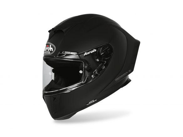 CASCO AIROH GP 550 S BLACK MATT l