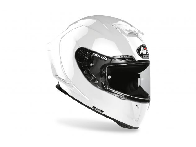 AIROH HELM GP550 S WHITE GLOSS