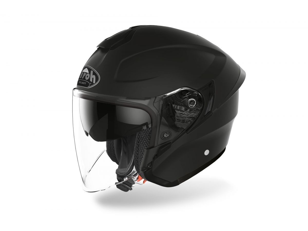CASCO AIROH H.20 BLACK MATT