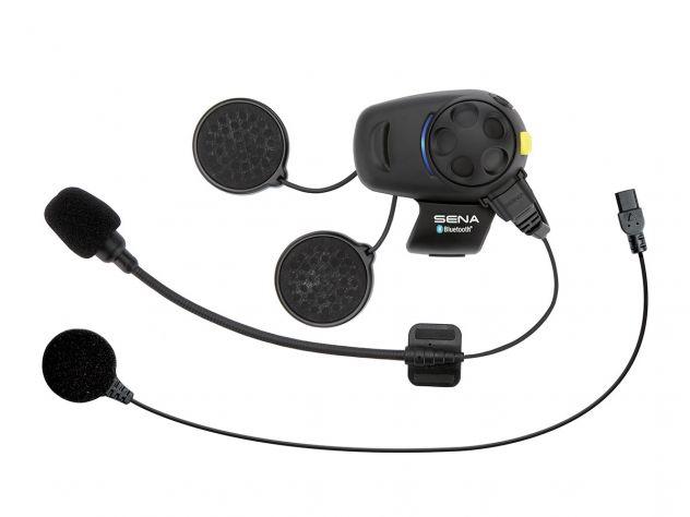 SINGLE SENA BLUETOOTH 3.0 INTERCOM SMH5 WITH FM RADIO