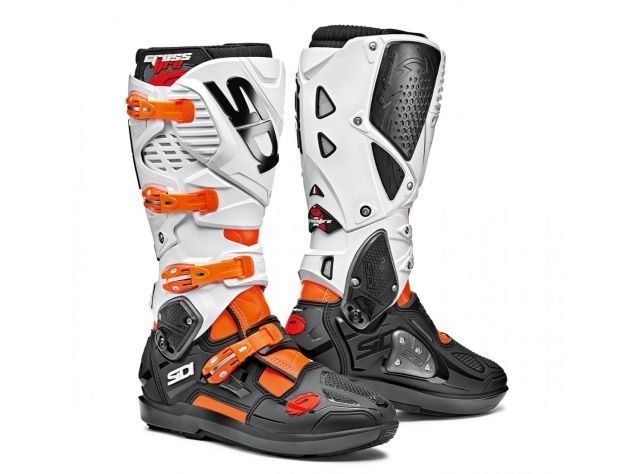 SIDI OFF ROAD MOTORCYCLE BOOTS...