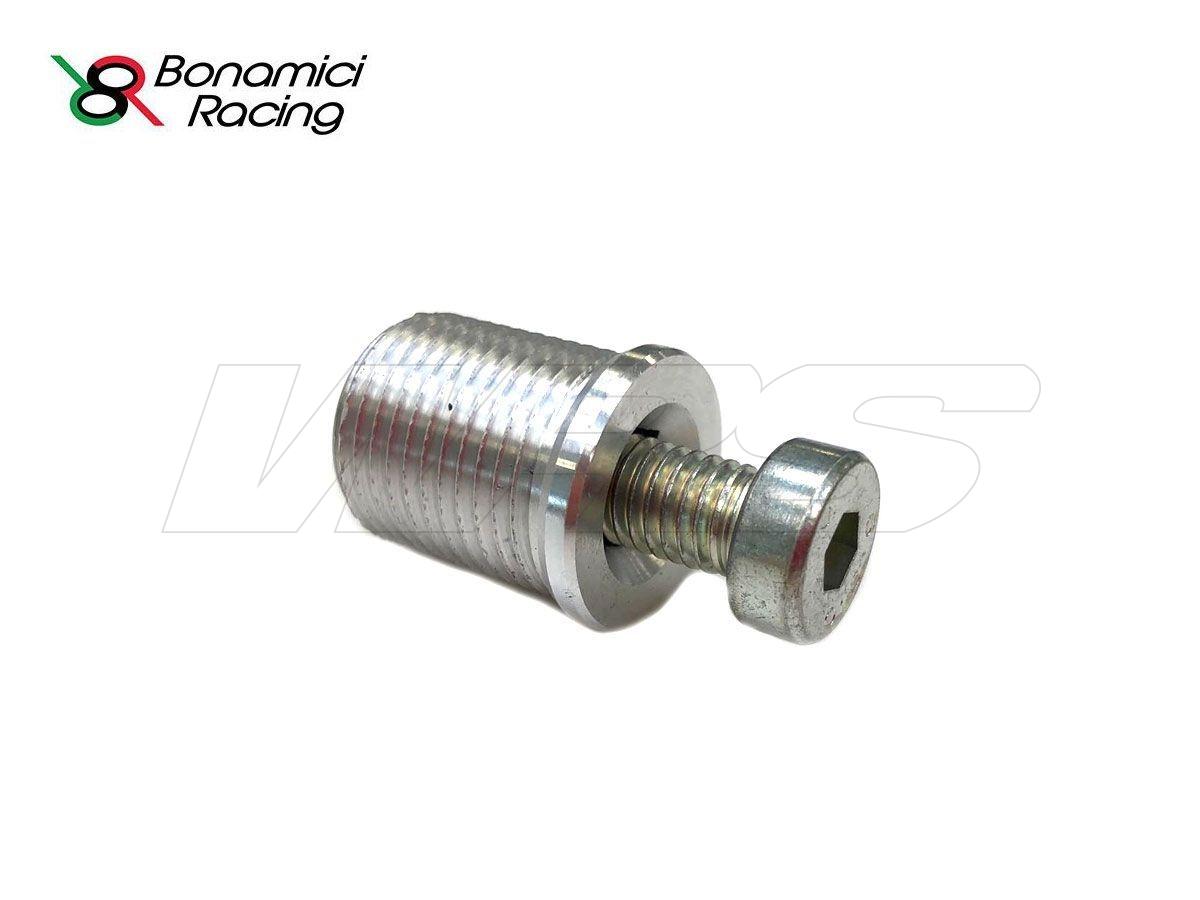 BONAMICI RACING LEVER PROTECTION ADAPTOR FOR BONAMICI RACING BARS TUBE