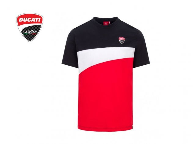 2036001 DUCATI CORSE OFFICIAL T-SHIRT...