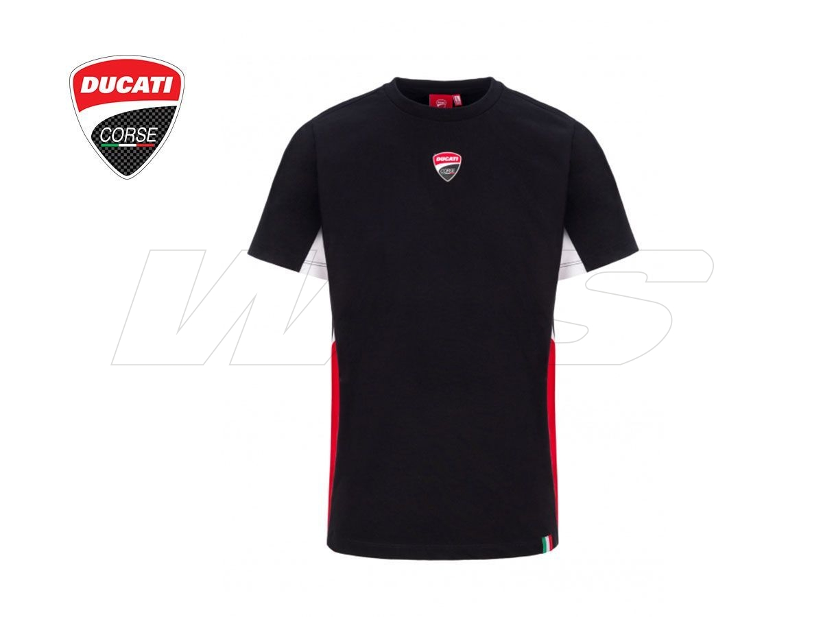 2036004 DUCATI CORSE OFFICIAL T-SHIRT 100% COTTON