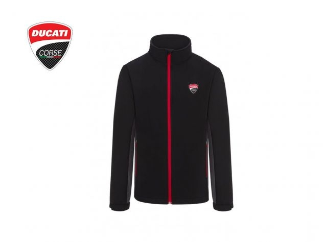 DUCATI CORSE OFFICIAL SOFT SHELL JACKET