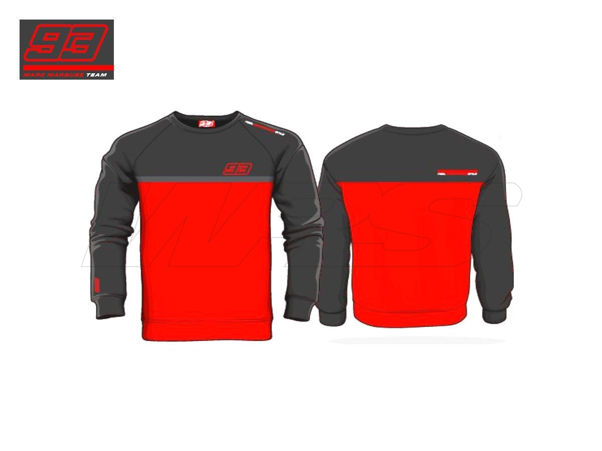 2023009 MARC MARQUEZ TEAM OFFICIAL SWEATSHIRT