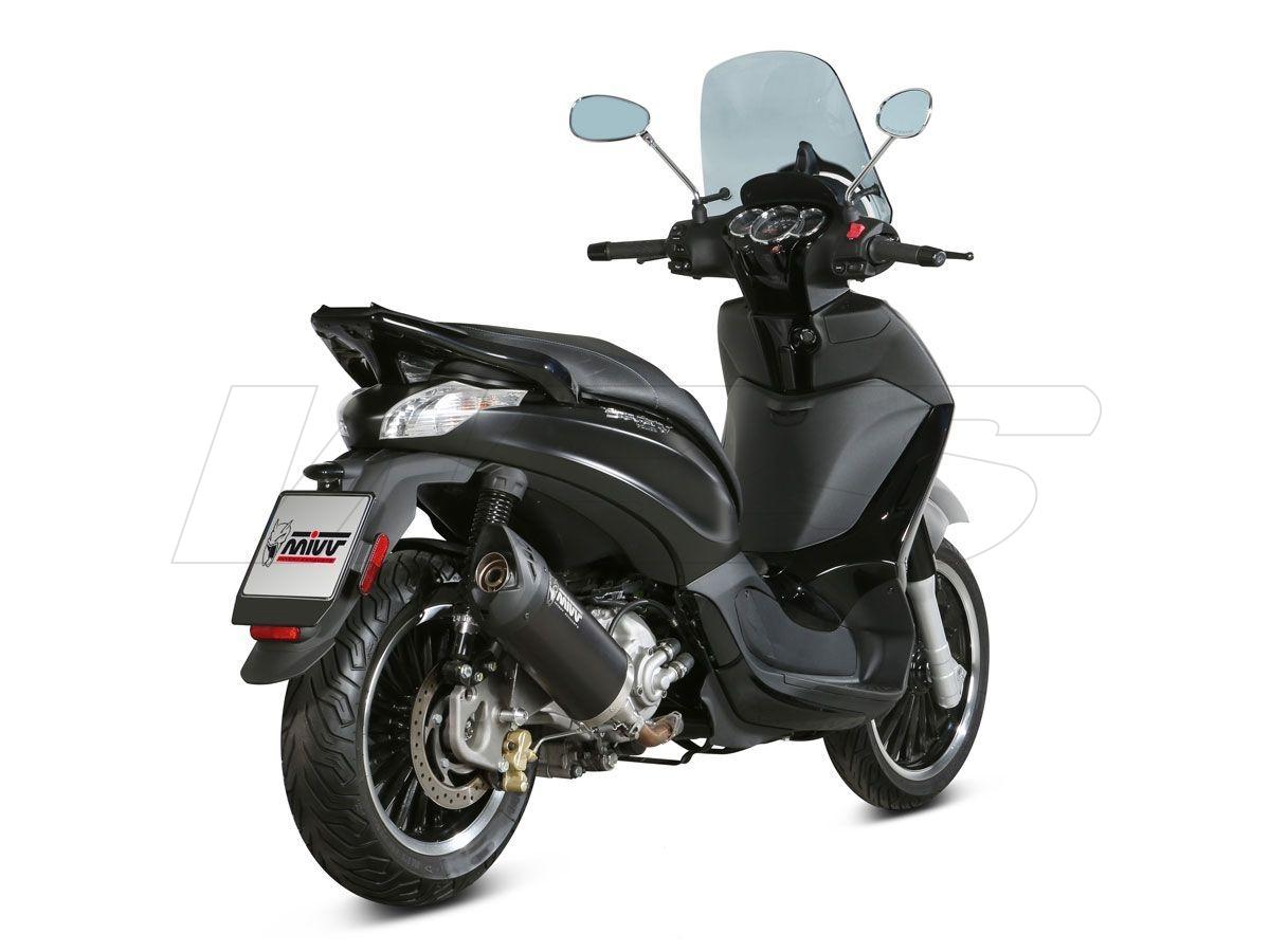 S210/Sill/ín Sill/ín GIVI Scooter Piaggio Beverly 300/Impermeable