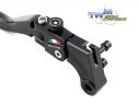 ALUMINUM FOLDING AND ADJUSTABLE CLUTCH LEVER TWM GP1 LSS.R.02