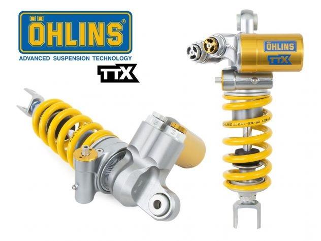 OHLINS REAR SHOCK ABSORBER TTX36 GP...
