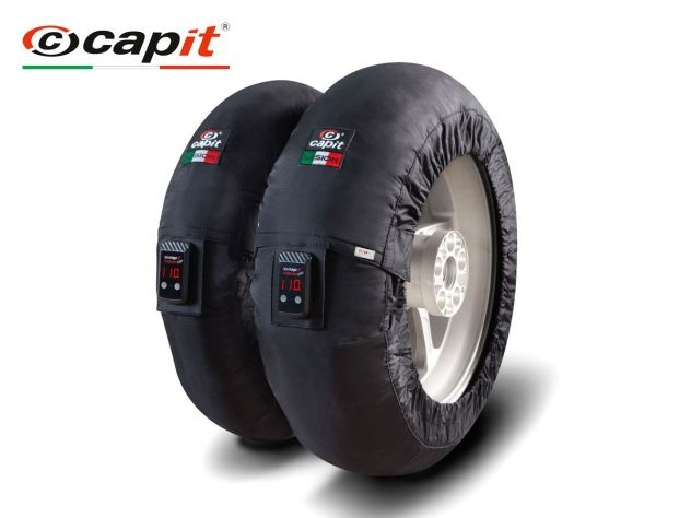 CAPIT MAXIMA VISION BIKE TYRE WARMERS...