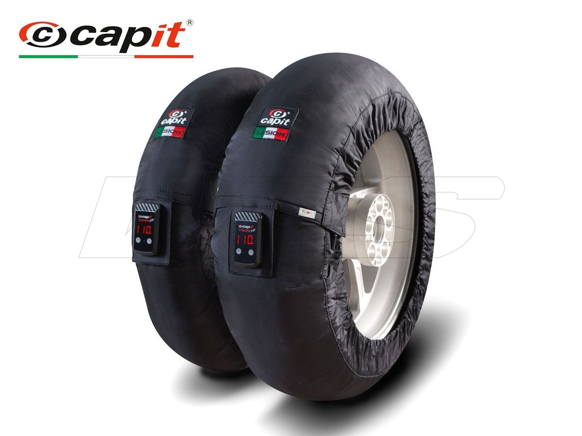 CAPIT MAXIMA VISION BIKE TYRE WARMERS PAIR