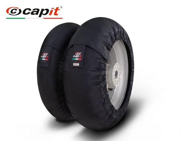 CAPIT MINI SPINA BIKE TYRE WARMERS PAIR