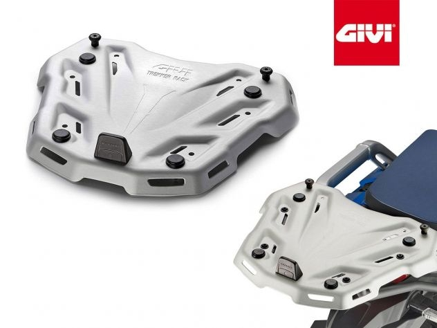 UNIVERSAL ALUMINUM GIVI M9A SUPPORT PLATE FOR MONOKEY TOP CASE