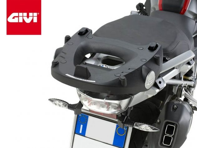 GIVI REAR RACK + PLATE INCLUDED FOR MONOKEY TOP CASE BMW R 1250 GS 2019-2020