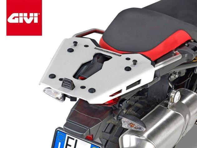 GIVI ALUMINUM REAR RACK FOR MONOKEY TOP CASE BMW F 850 GS 2018-2019