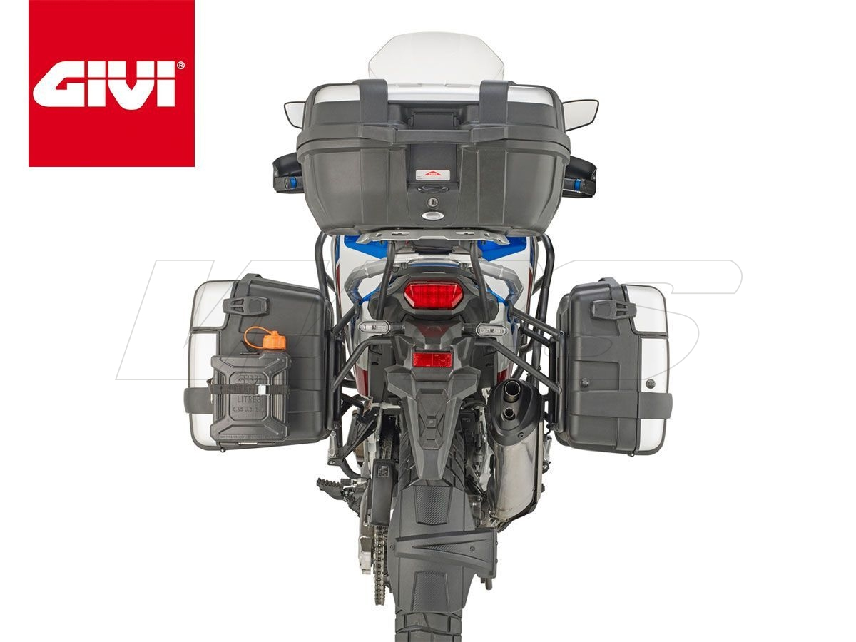 UNIVERSAL GIVI PL-ONE SIDE-CASE HOLDER FOR MONOKEY SIDE PANNIERS