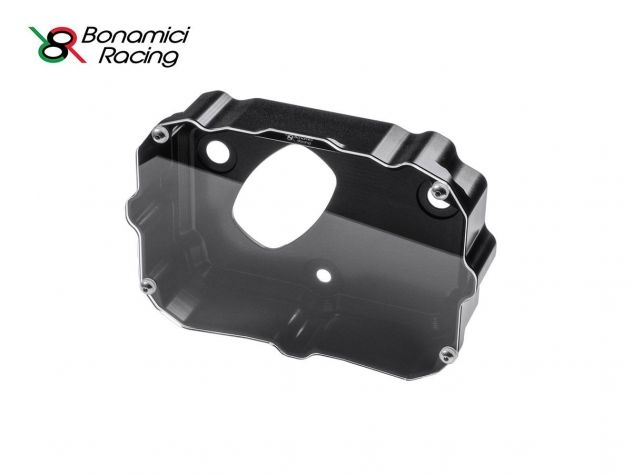 BONAMICI GLASS SPARE PARTS DASHBOARD PROTECTION SUZUKI GSX-R 1000 2017-2020
