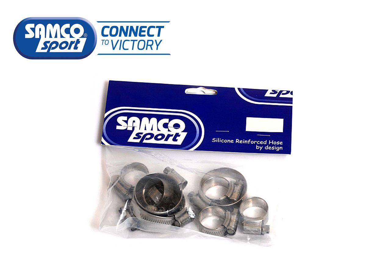 RADIATOR HOSE CLIP KIT SAMCO KTM DUKE 200 2011-2016